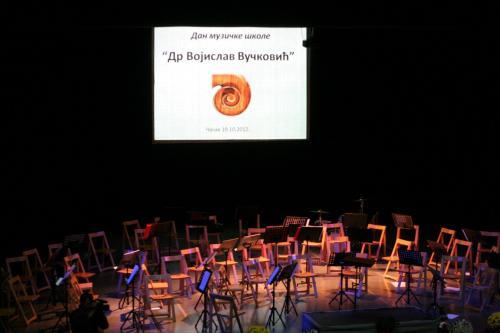 19.10.2012. Концерт регионалног оркестра