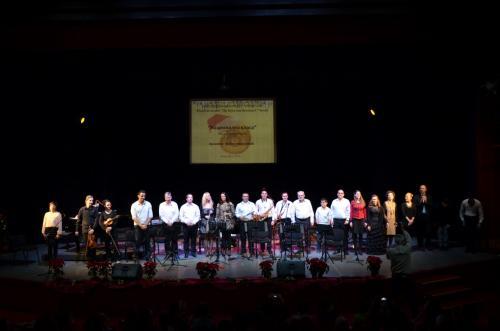 28.12.2012. Новогодишњи концерт професора