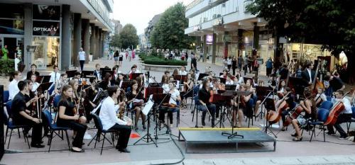 05.09.2012. Концерт регионалног оркестра у Краљеву